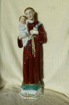 Święty Antoni z dzieciątkiem nr 591
