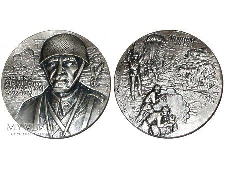 Duże zdjęcie Gen. Stanisław Sosabowski ZPS medal 1994