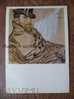 Wyspiański Stanisław Portret dr Lewandowskiego