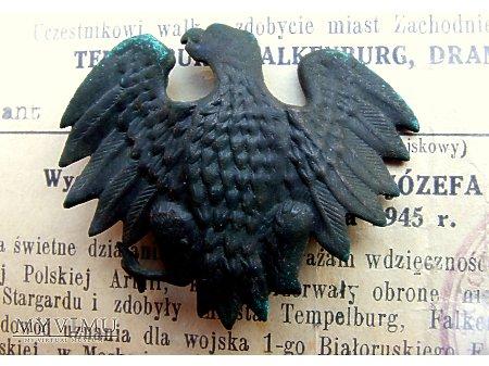 Duże zdjęcie Orzeł Wz.43 Kurica