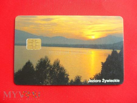 Karta chipowa Jezioro Żywieckie