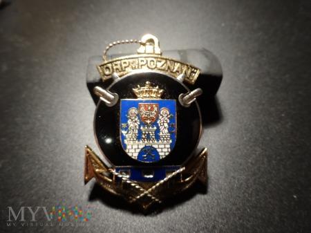 Odznaka MW - ORP Poznań - : Nr:025
