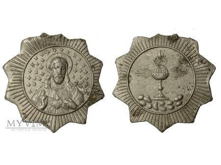 Duże zdjęcie Medalik aluminiowy