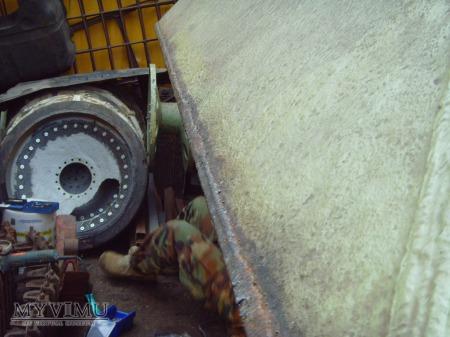 Jagdpanter (38)t Hetzer - wanna i potrójny spaw