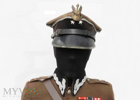 Porucznik saperów LWP, II połowa lat 40-tych