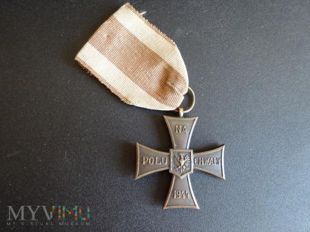Duże zdjęcie Krzyż Walecznych - z lat 1944 - 1945 : L3