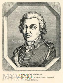 Gucewicz Wawrzyniec - architekt, prof. U.Wil.