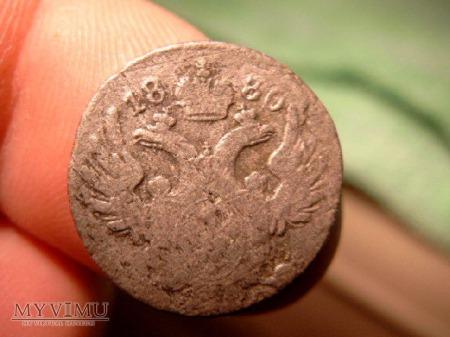 Moneta 10 groszy z 1830r.