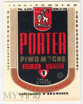 Okocim, porter