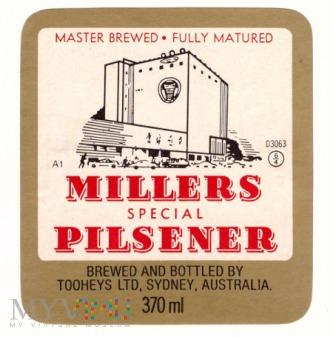 Tooheys, Millers special pilsener