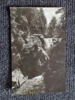 SZKLARSKA PORĘBA Wodospad Szklarski