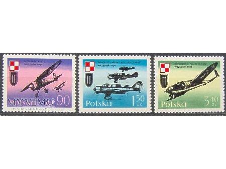 Wrzesień 1939 - samoloty bojowe
