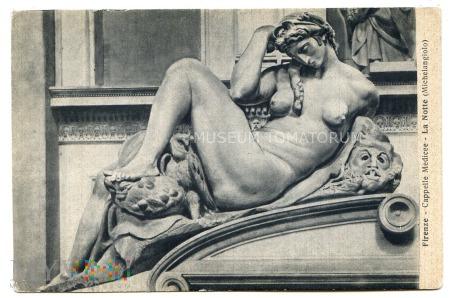 Firenze - La Notte - Michelangelo - 1932