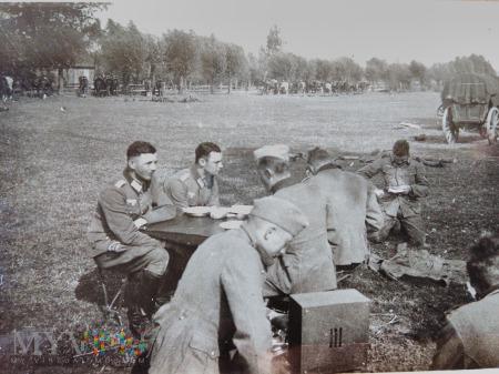 posiłek w Polsce 1939