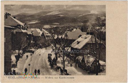 Karkonosze - Szklarska Poręba - 1948