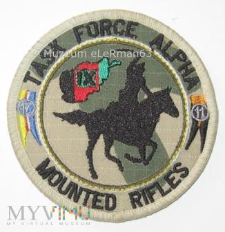 GB ALFA PKW ISAF Afganistan IX zmiana.
