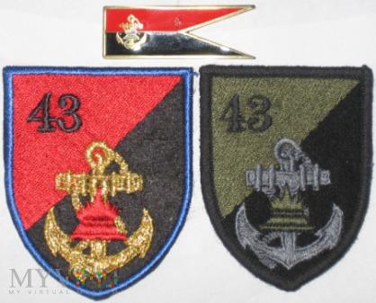 43 Batalion Saperów MW. Rozewie.