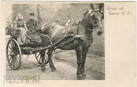 Pozdrowienia z Laren - pocz. XX wieku