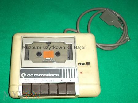 Magnetofon do komputera Commodore