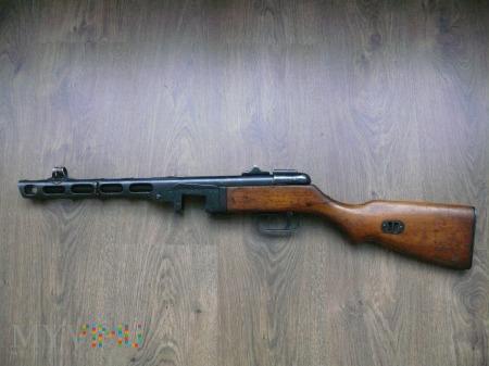 Pistolet maszynowy PPSz wz. 1941
