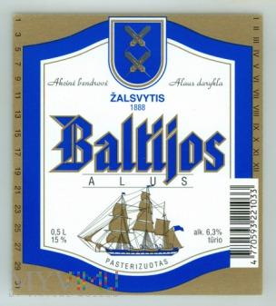 Baltijos alus