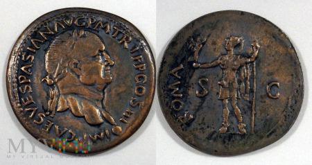 Moneta rzymska (kopia)
