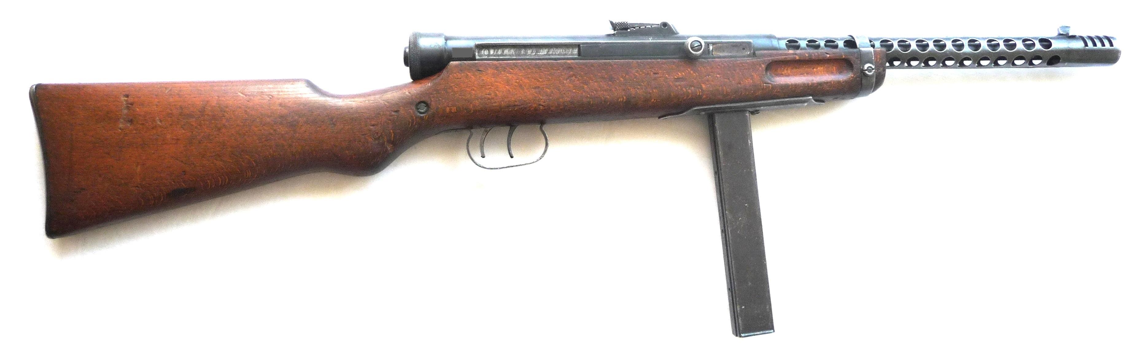 Datowanie numeru seryjnego broni palnej