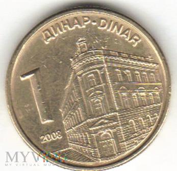 1 DINAR 2008