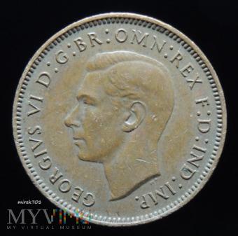 1 farthing 1939 Georg VI