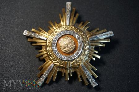 Duże zdjęcie Order Gwiazdy Rumuńskiej Republiki Ludowej