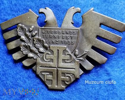 Deutsche Turnerbund-Linz 1935