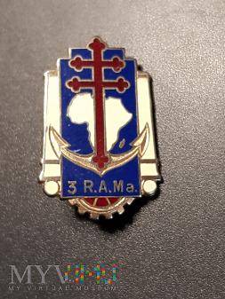 3 Pułk Artylerii Morskiej - Pamiatkowa odznaka