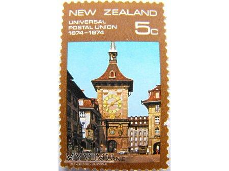Wieża zegarowa w Berne