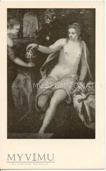 Tintoretto - Zuzanna