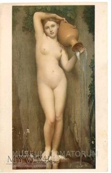 J.A. Ingres - Źródło