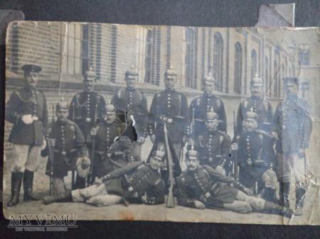 żołnierze pruscy