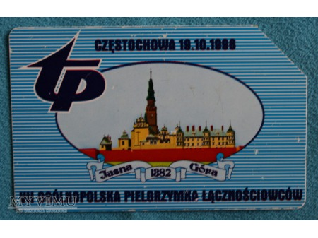 VII Ogólnopolska Pielgrzymka Łącznościowców 96