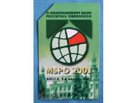MSPO 2001