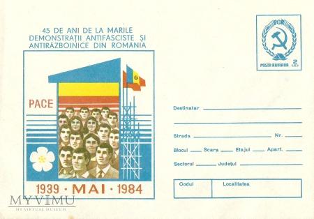 1 Maja - Rumunia - 1984 r.