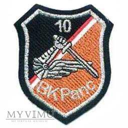 10 Brygada Kawalerii Pancernej - emblemat