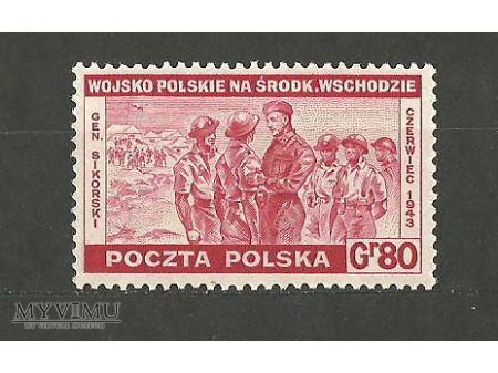 Generał Sikorski.