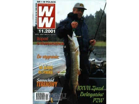 Wiadomości Wędkarskie 7-12/2001 (625-630)