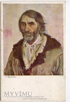 Axentowicz - Portret włościanina