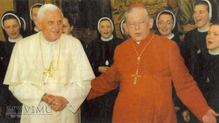 Kardynalski sznur do krzyża pektoralnego