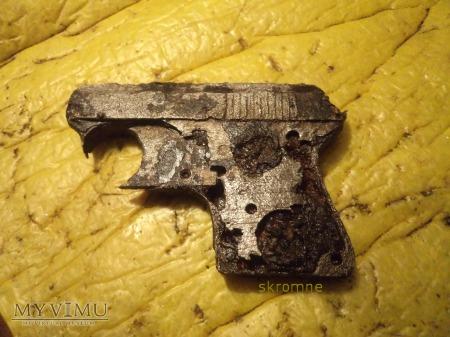 Duże zdjęcie pistolet hukowy