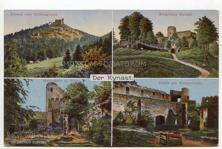 Karkonosze - Kynast - Zamek Chojnik 1914