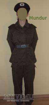 Mundur polowy letni kobiecy - Felddienstuniform