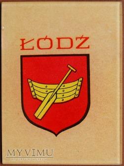 Łódź - herb