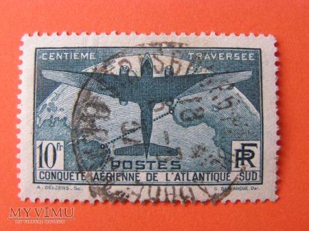 030. Conquete Aerienne de L'atlantique Sud.