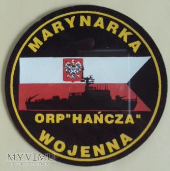 Oznaka pamiątkowa ORP HAŃCZA